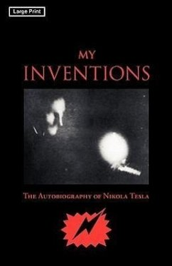 My Inventions, Large-Print Edition - Tesla, Nikola