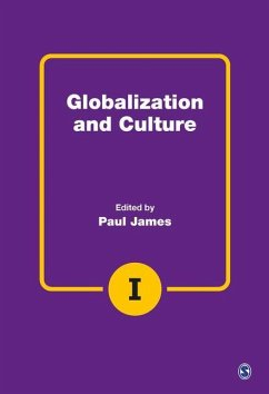 Globalization and Culture 4 Volume Set - Herausgeber: James, Paul Tulloch, John