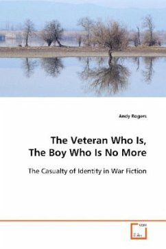 The Veteran Who Is, The Boy Who Is No More - Rogers, Andy