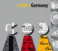 Listen to Germany, 1 Audio-CD; Deutschland hören, 1 Audio-CD, englische Version - Rolf Becker