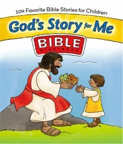 God's Story for Me: 104 Favorite Bible Stories for Children [With Sticker(s)] - Herausgeber: Gospel Light