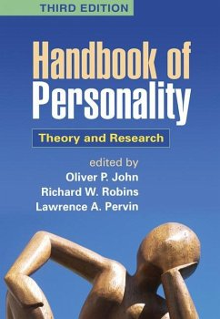 Handbook of Personality: Theory and Research - Herausgeber: John, Oliver P. Pervin, Lawrence A. Robins, Richard W.
