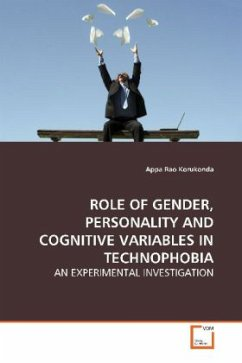 ROLE OF GENDER, PERSONALITY AND COGNITIVE VARIABLES IN TECHNOPHOBIA - Korukonda, Appa Rao