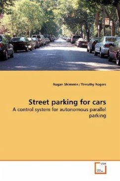 Street parking for cars - Shimmin, Rogan