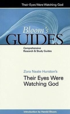 Zora Neale Hurston's Their Eyes Were Watching God - Herausgeber: Bloom, Harold