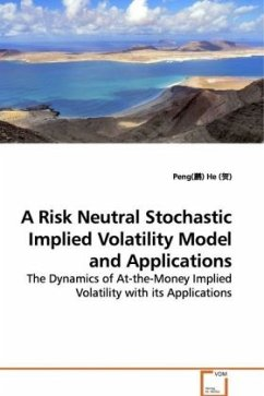 A Risk Neutral Stochastic Implied Volatility Model and Applications - He, Peng