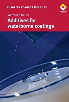 Additives for Waterborne Coatings - Heilen, Wernfried