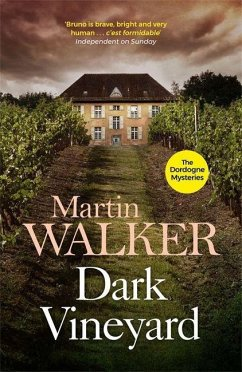 The Dark Vineyard - Walker, Martin