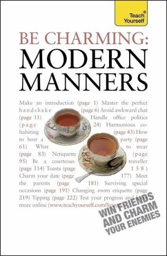Be Charming - Modern Manners: Teach Yourself - Cyster, Edward Young, Francesca
