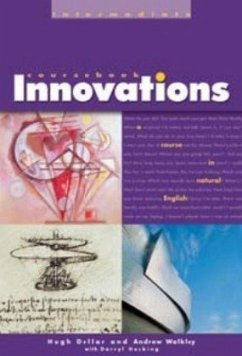 Innovations Intermediate Package. Coursebook + German Companion + 2 Audio CDs - Dellar, Hugh; Walkley, Andrew