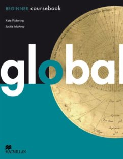 Global Beginner. Coursebook with e-Workbook (DVD-ROM) - Pickering, Kate; McAvoy, Jackie