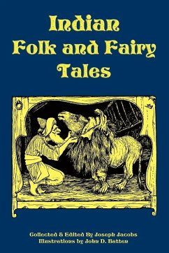 Indian Folk and Fairy Tales - Herausgeber: Jacobs, Joseph