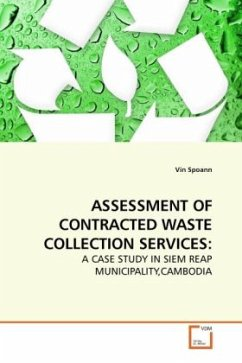 ASSESSMENT OF CONTRACTED WASTE COLLECTION SERVICES - Spoann, Vin