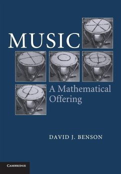 Music: A Mathematical Offering - Benson, D. J.