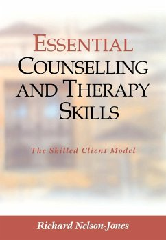 Essential Counselling and Therapy Skills - Nelson-Jones, Richard