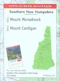AMC River Guide: Massachusetts, Connecticut, Rhode Island - Herausgeber: Appalachian Mountain Club Books