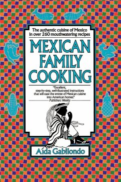 Mexican Family Cooking - Gabilondo, Aida