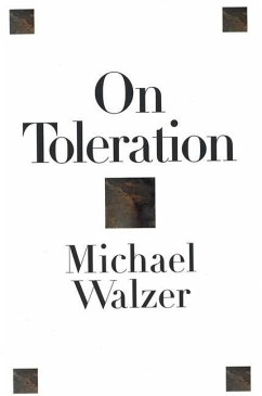 On Toleration - Walzer, Michael
