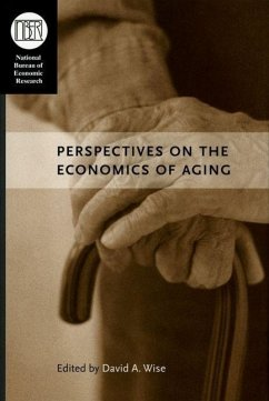 Perspectives on the Economics of Aging - Herausgeber: Wise, David A. University of Chicago Press