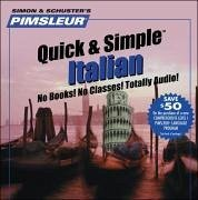 Italian I Q&s: Learn to Speak and Understand Italian with Pimsleur Language Programs - Pimsleur
