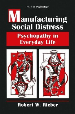 Manufacturing Social Distress - Rieber, Robert W.