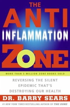 The Anti-inflammation Zone - Sears, Barry (Ph.D.)