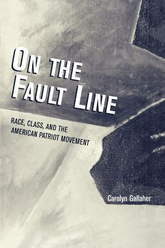 On the Fault Line - Gallaher, Carolyn