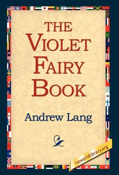 The Violet Fairy Book - Lang, Andrew
