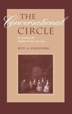 The Conversational Circle - Schellenberg, Betty A.