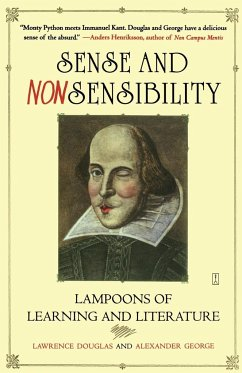 Sense and Nonsensibility - Douglas, Lawrence George, Alexander