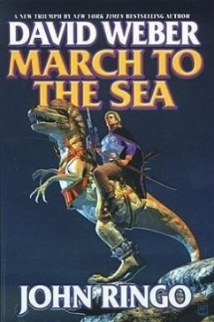 March to the Sea - Weber, David Ringo, John
