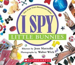 I Spy Little Bunnies [With Foil] - Marzollo, Jean