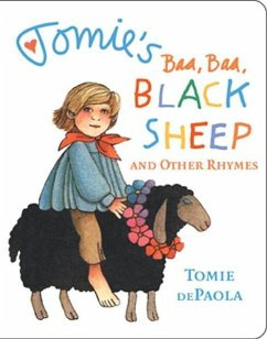 Tomie's Baa Baa Black Sheep and Other Rhymes - DePaola, Tomie