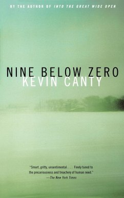Nine Below Zero - Canty, Kevin