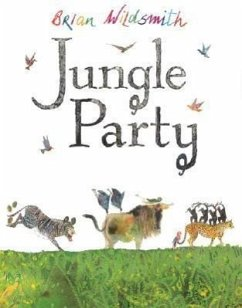 Jungle Party - Wildsmith, Brian