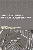 Strategic Human Resource Management: Theory and Practice - Salaman, Graeme / Storey, John / Billsberry, Jon
