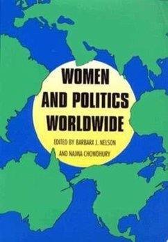Women and Politics Worldwide - Herausgeber: Nelson, Barbara J. Chowdhury, Najma