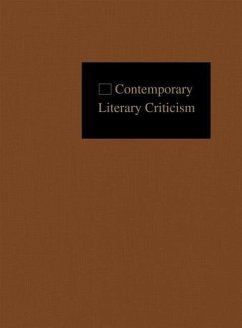Contemporary Literary Criticism: Excerpts from Criticism of the Works of Today's Novelists, Poets, Playwrights, Short Story Writers, Scriptwriters, & - Gale Group Witalec, Janet