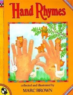 Hand Rhymes - Brown, Marc Tolon