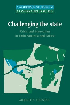 Challenging the State: Crisis and Innovation in Latin America and Africa - Grindle, Merilee S.