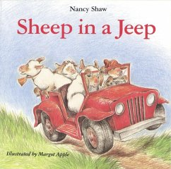 Sheep in a Jeep - Shaw, Nancy E.