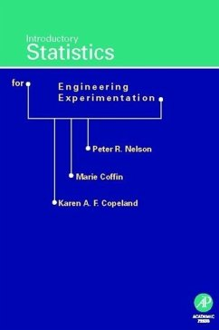Introductory Statistics for Engineering Experimentation - Nelson, Peter R. Copeland, Karen A. F. Coffin, Marie