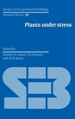 Plants Under Stress: Biochemistry, Physiology and Ecology and Their Application to Plant Improvement - Flowers, T. J. Jones, M. B.
