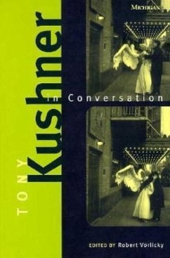 Tony Kushner in Conversation - Kushner, Tony