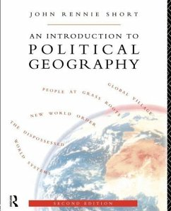 An Introduction to Political Geography - Short, John Rennie, Professor