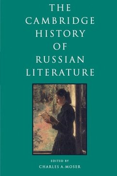 The Cambridge History of Russian Literature - Moser, Charles (ed.)