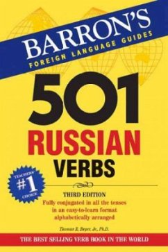 501 Russian Verbs - By Thomas R. Beyer