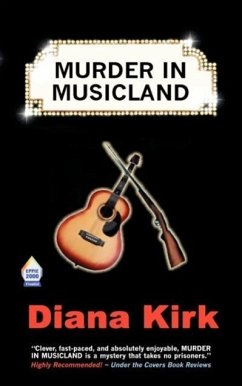 Murder in Musicland - Kirk, Diana