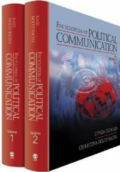 Encyclopedia of Political Communication - Kaid, Lynda Lee / Holtz-Bacha, Christina (eds.)