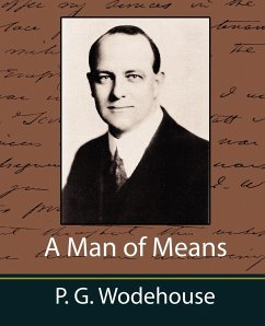 A Man of Means - Wodehouse, P. G. P. G. Wodehouse